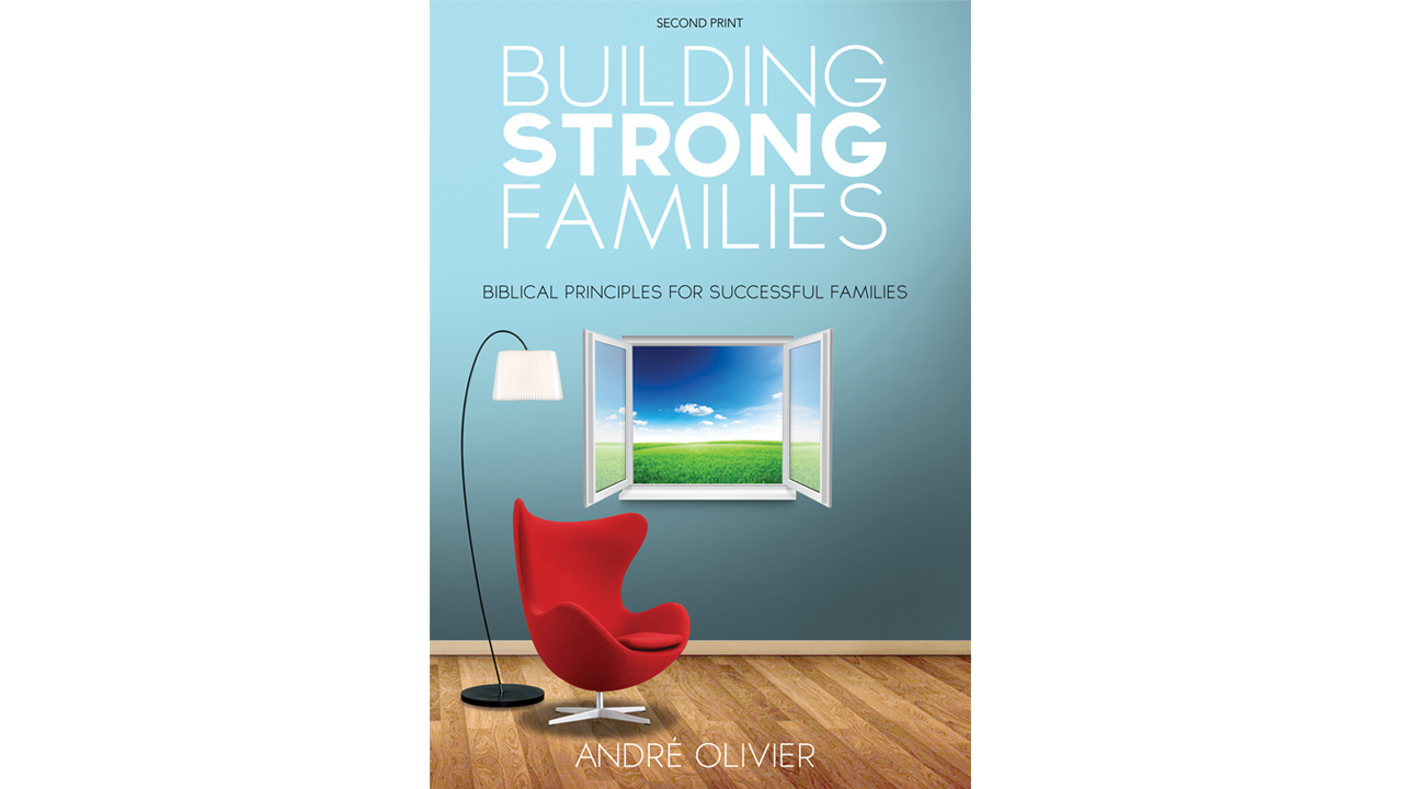 building a strong family Our society thrives on strong families our family teaches us how to function in the world it should provide love and warmth to all of its members.