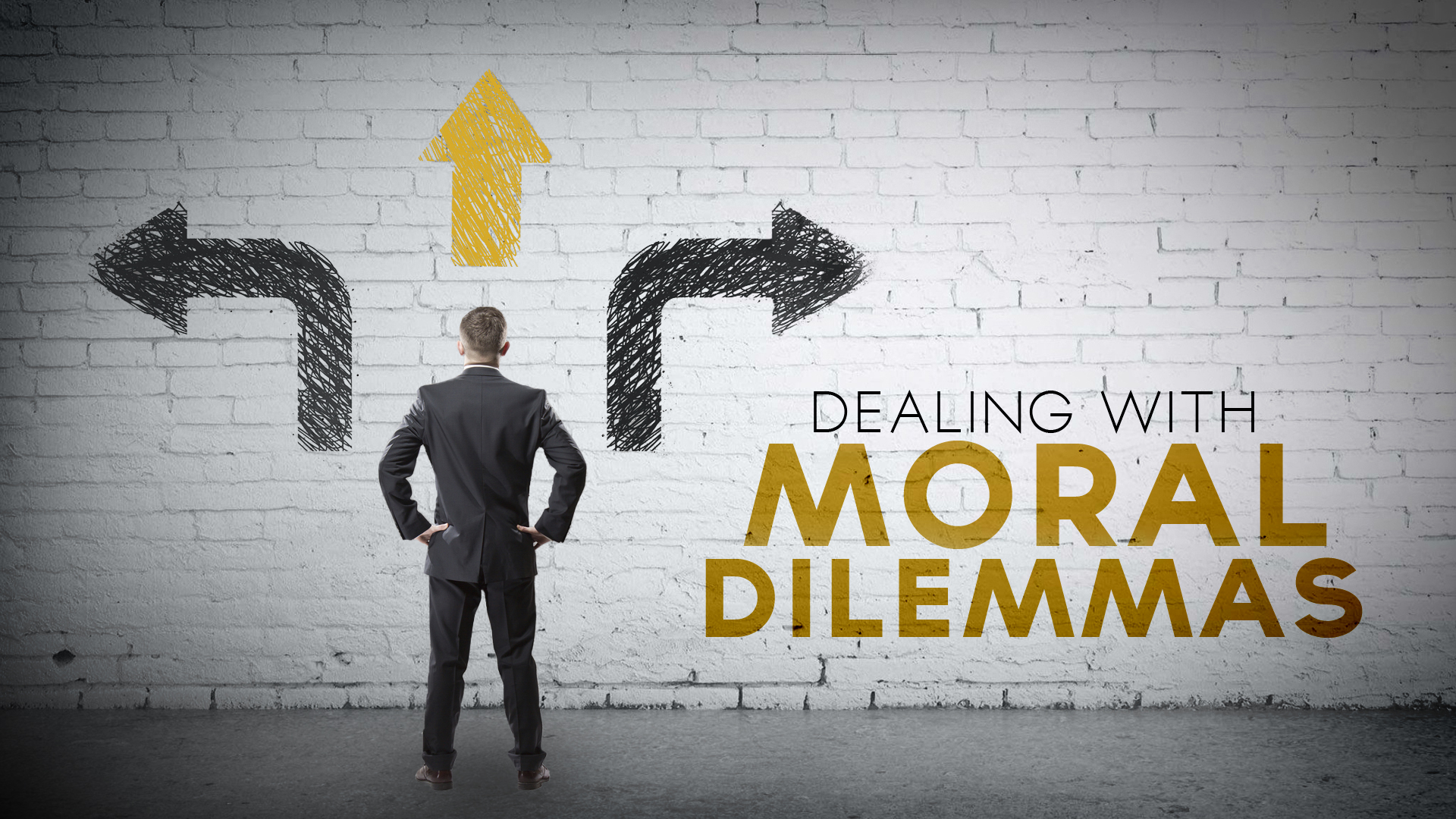 Dealing With Moral Dilemmas