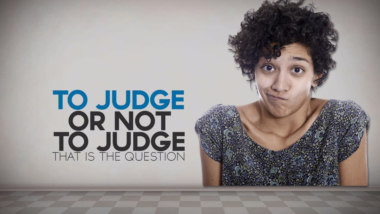 Strengthening a Biblical Worldview Part2 - To Judge Or Not To Judge, That is The Question