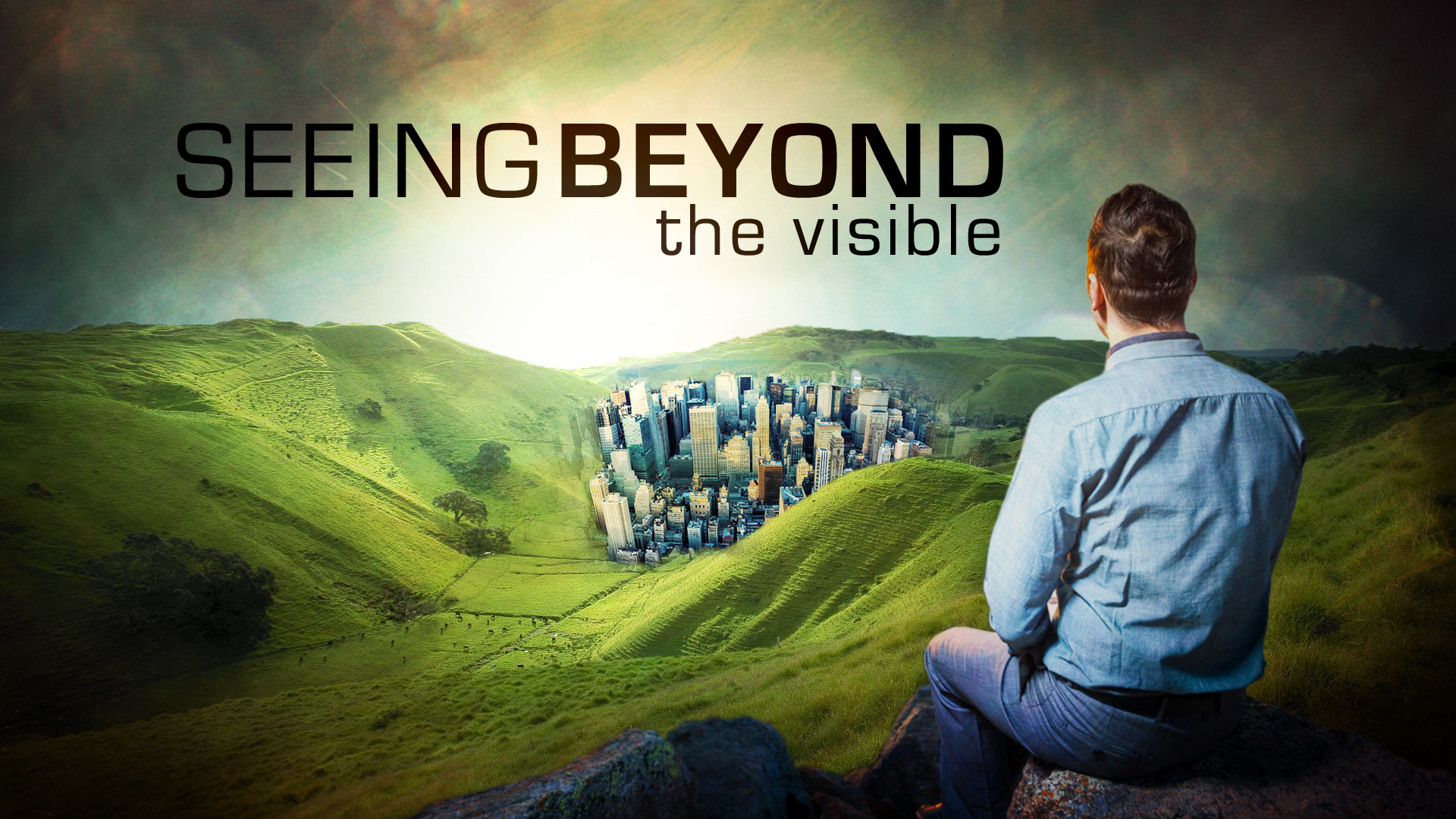 Seeing Beyond The Visible