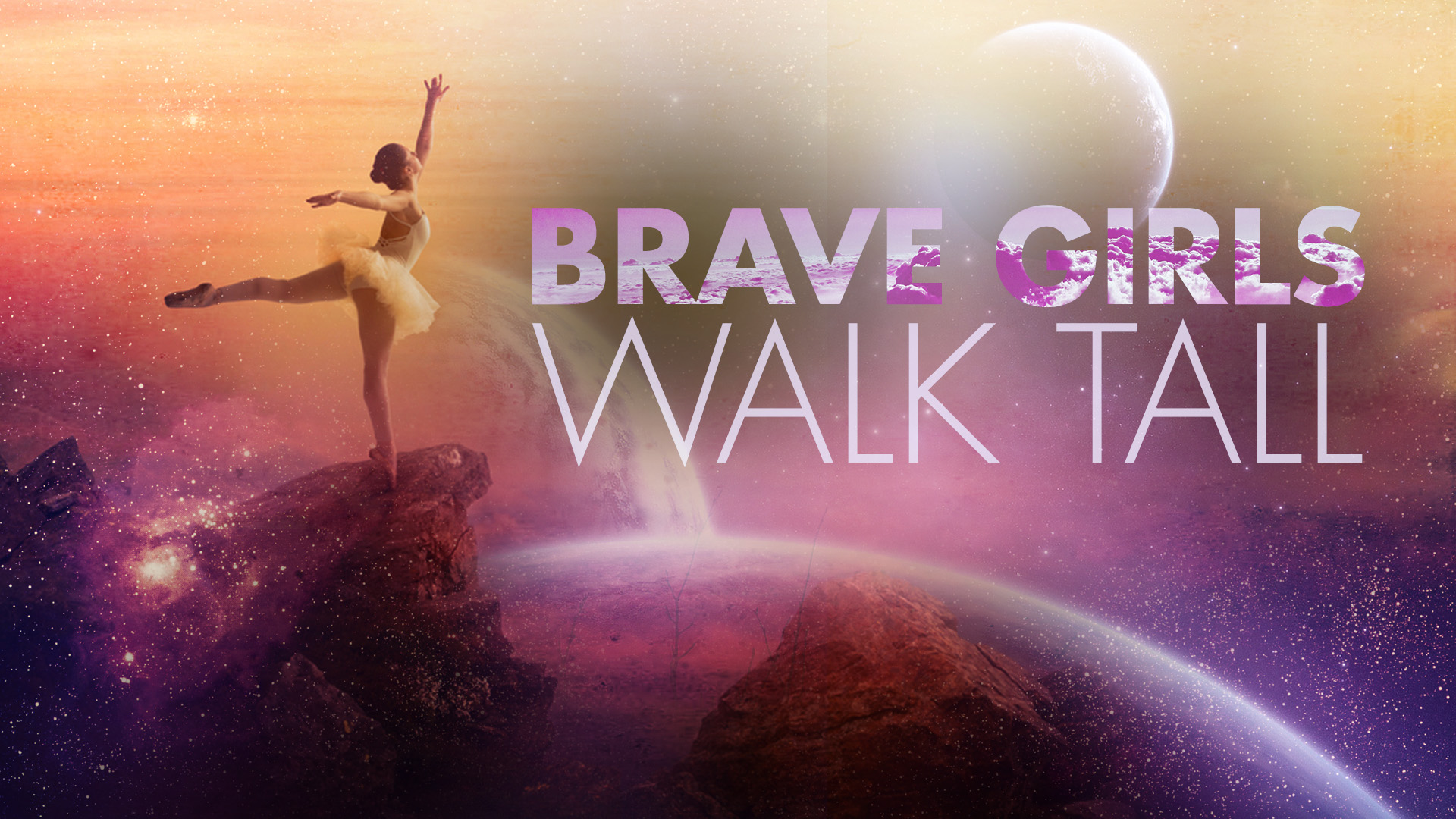 Brave Girls Walk Tall